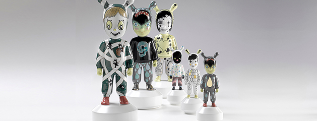 Lladro reinvents himself, with the newest of guest by Paul Smith
