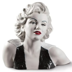 New issues of Lladro in pop art style: Marilyn Monroe